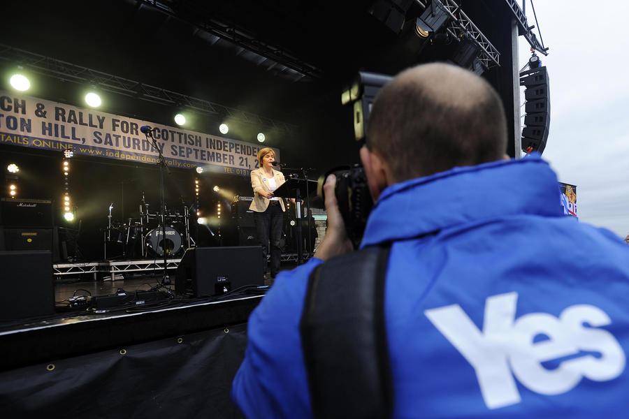 Сторонники шотландской независимости опасаются давления со стороны Великобритании