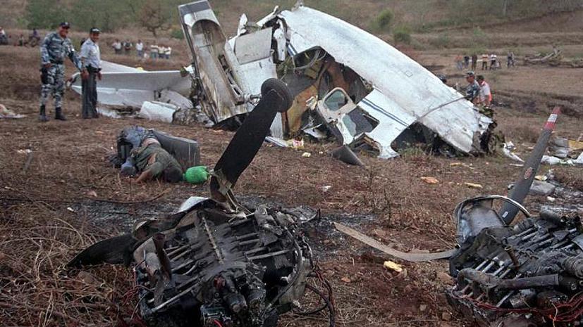 В Гондурасе будут сбивать самолёты по подозрению в транспортировке наркотиков