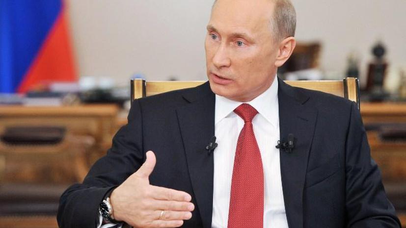 Владимир Путин:  БРИКС – ключевой элемент формирующегося многополярного мира