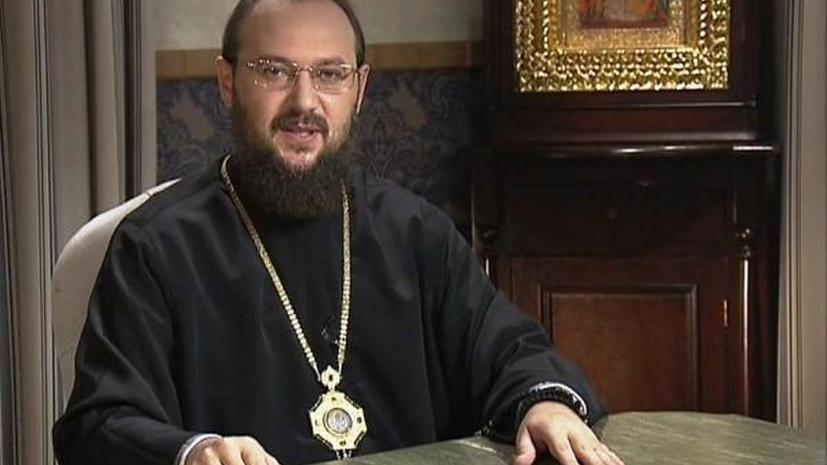 Митрополит УПЦ Антоний призвал верующих не разрывать Украину