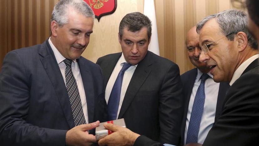 Французский депутат Тьерри Мариани рассказал о своём смещении с должности в ПАСЕ после визита в Крым