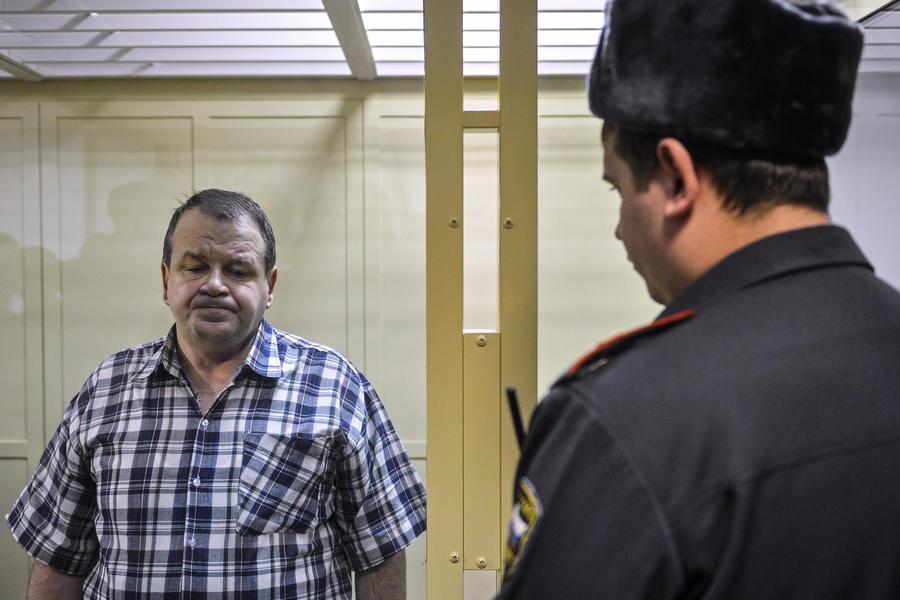 Авиадебошир Кабалов признан виновным в попытке захвата воздушного судна