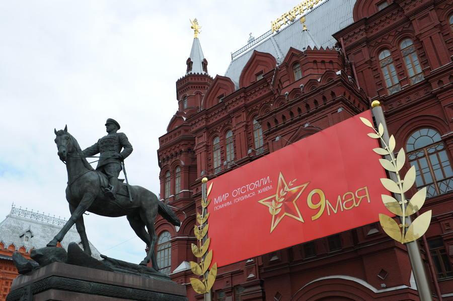 В России пройдут праздничные мероприятия по случаю Дня Победы