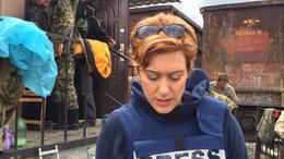 Пола Слиер: Украинские журналисты показали своё истинное лицо