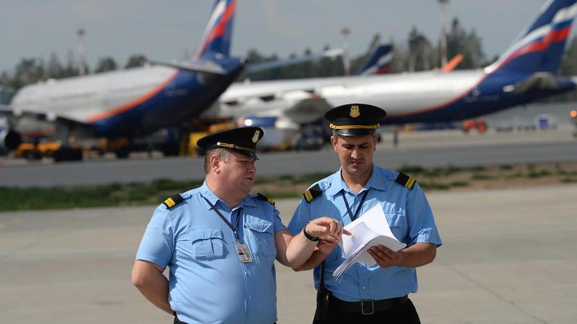 Совет Федерации может запретить авиадебоширам полеты на срок до двух лет