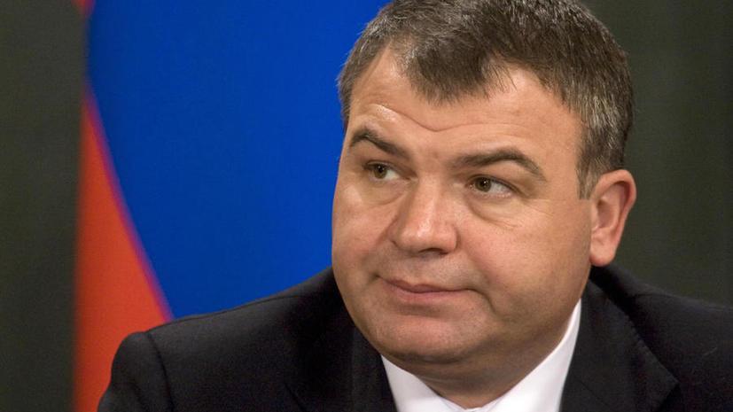 Анатолий Сердюков объяснил помощь военных своему зятю «служебной необходимостью»