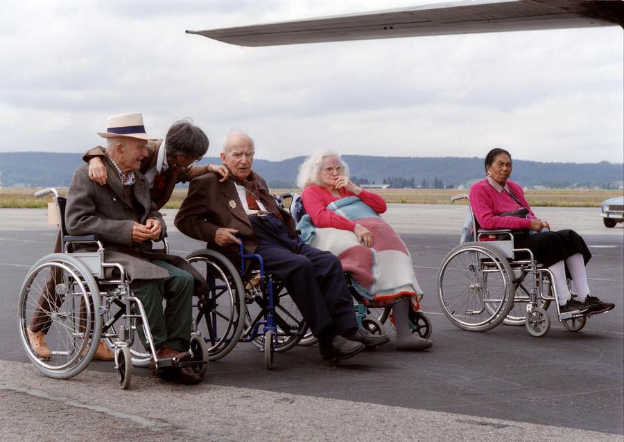 Женщина-инвалид судится с авикомпанией: стюардессы угрожали выгнать испанку с борта самолёта