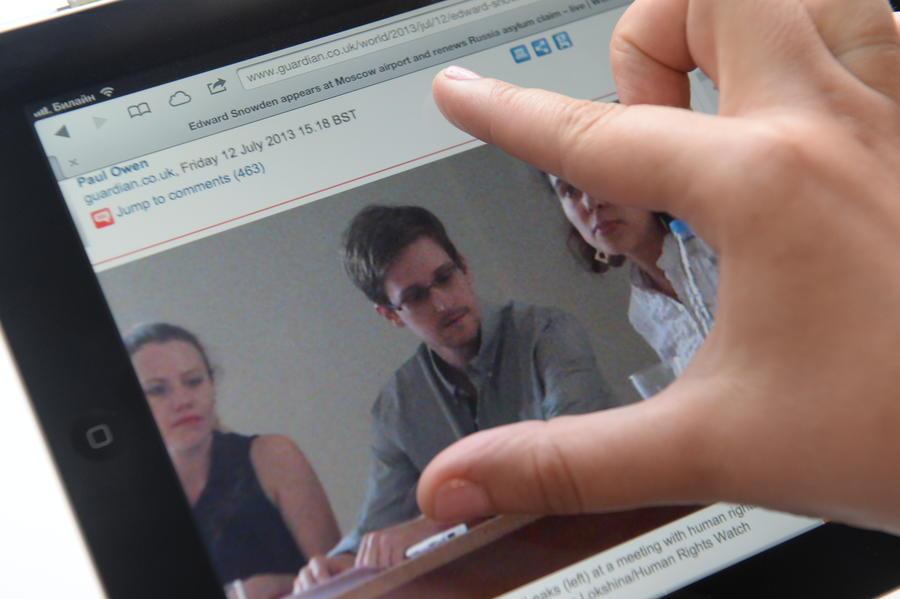 Бразилия намерена провести с Эдвардом Сноуденом видеоконференцию на тему слежки