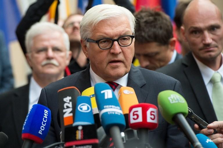 Глава МИД ФРГ: Главная цель четырёхсторонних переговоров – прекращение огня на Украине