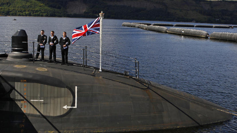 Великобритания признала вину за инцидент с траулером Karen, в котором обвиняла Россию