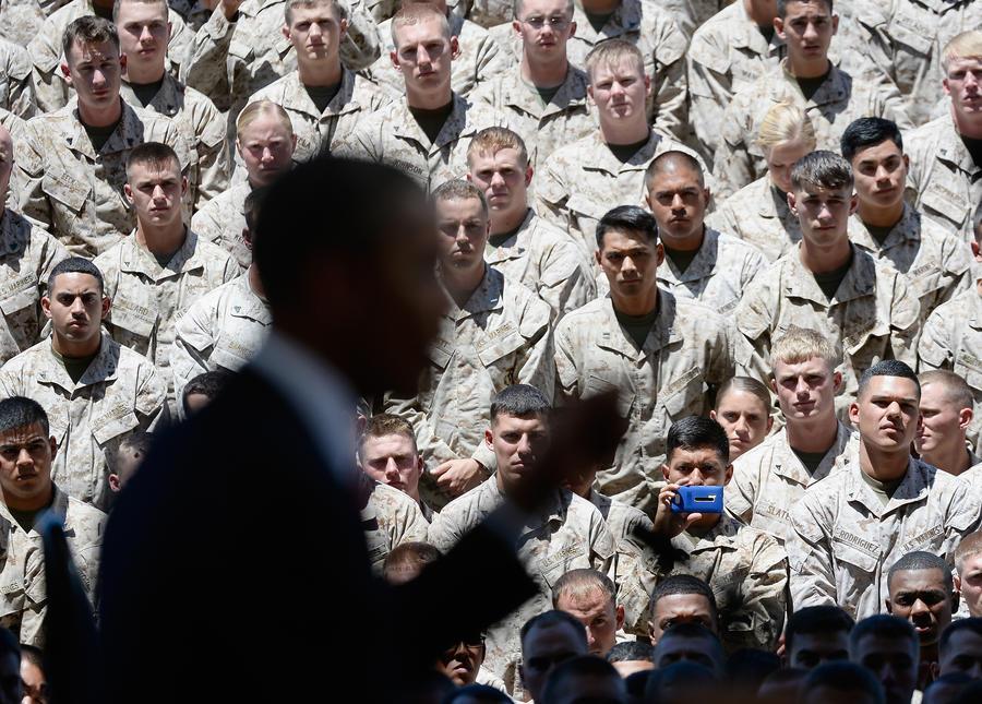 Американские врачи не видят связи между суицидом в армии и участием в боевых действиях
