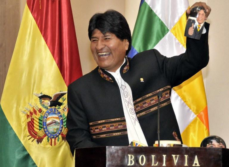Президент Боливии призвал Шона Пенна на защиту листьев коки