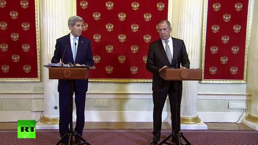 Джон Керри о своём визите в Москву: США не проводят политику изоляции России