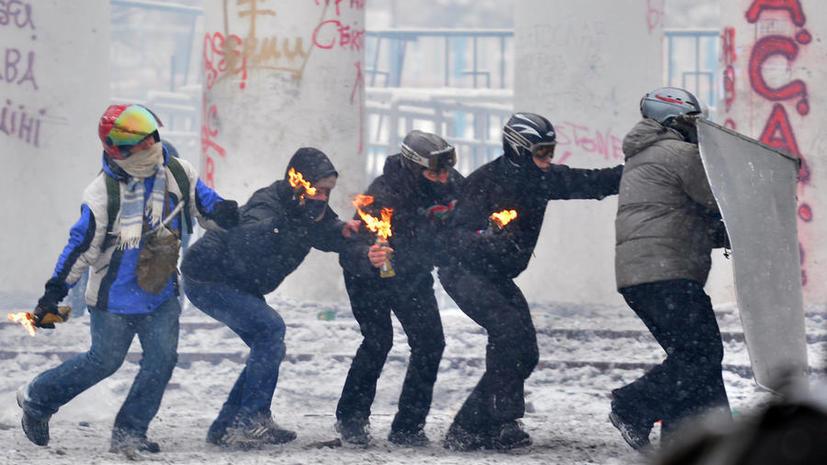 США аннулировали визы «причастным к применению силы» в Киеве