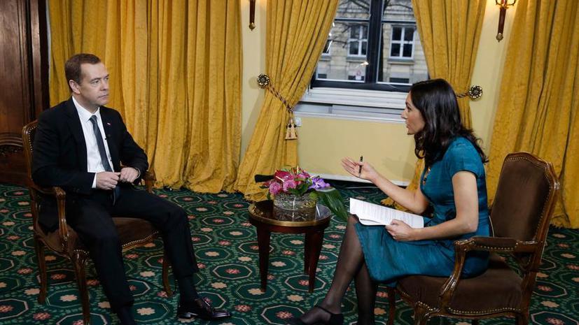 Дмитрий Медведев: Наземная операция в Сирии — это полноценная длинная война