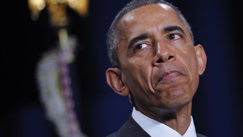 Американские СМИ: Обама второй год подряд не справляется со своей работой