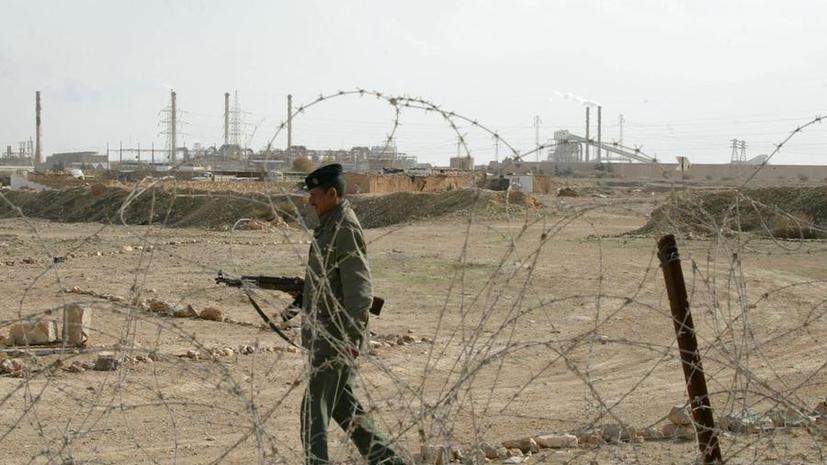 Москва призывает МАГАТЭ взвесить все ядерные риски в случае военной операции в Сирии