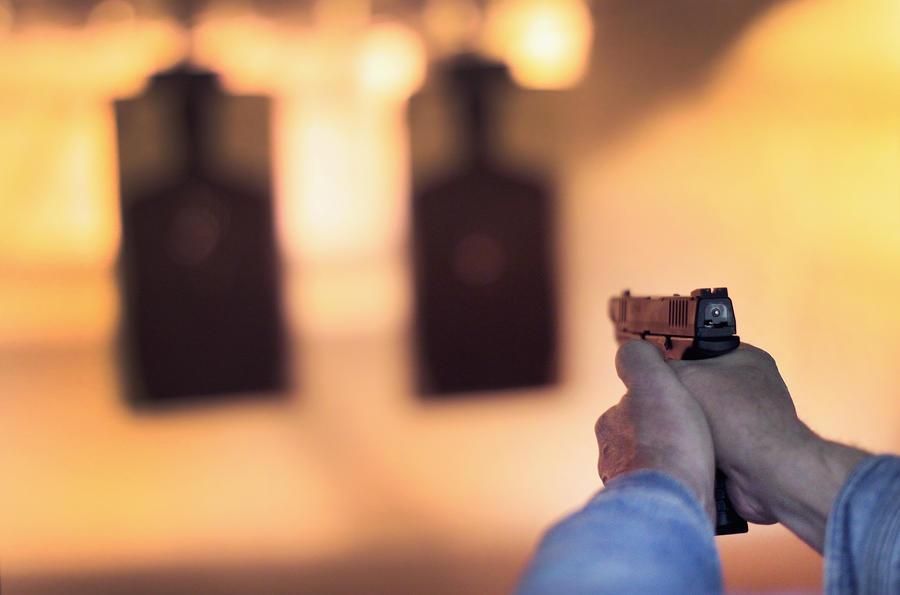 Полиция Майами использует фото чернокожих людей в качестве мишеней для стрельбы