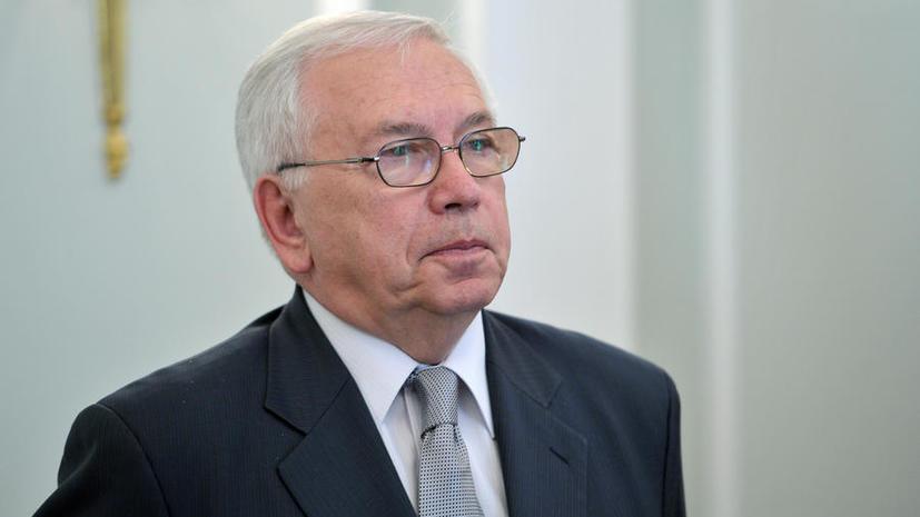 Владимир Лукин: Бойкот Олимпиады — это ущемление прав участников соревнований