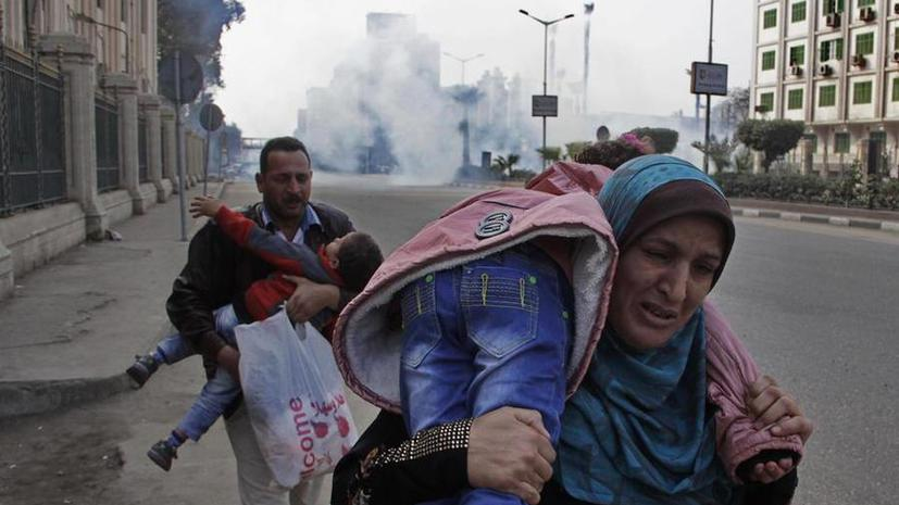 Взрывы и столкновения прокатились по Египту: 29 человек погибли