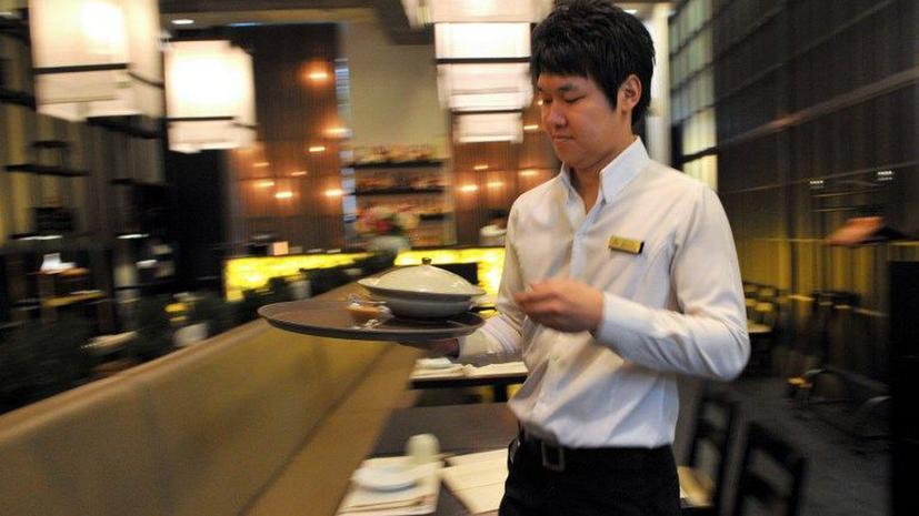 Безработица в Великобритании: на восемь вакансий в кафе подали 1700 заявок