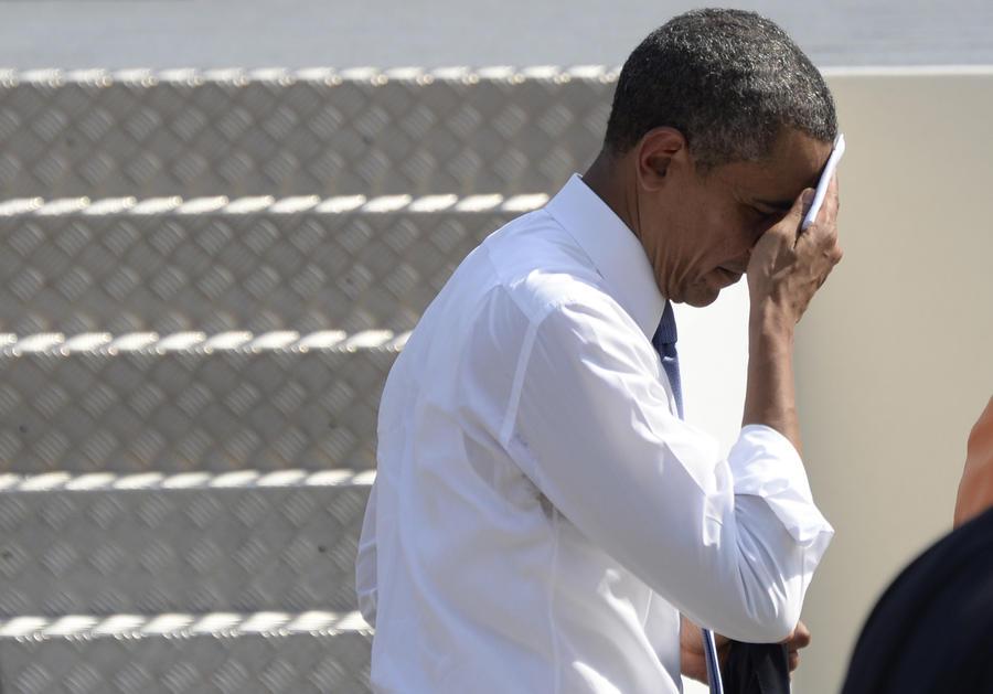 Американские СМИ: администрация Барака Обамы не может повлиять на Россию и Китай