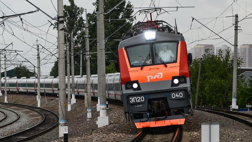 СМИ: Прямой железнодорожный маршрут Москва–Симферополь запустят в августе