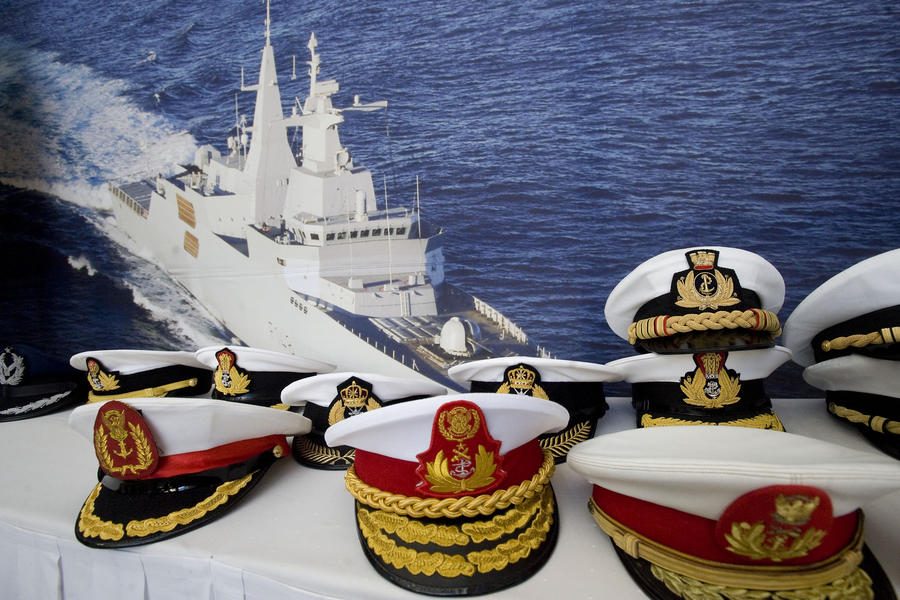 Пираты захватили нефтяное судно в Габоне