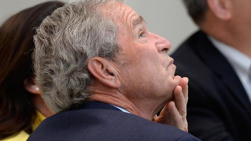 Джордж Буш выдвигает младшего брата в президенты