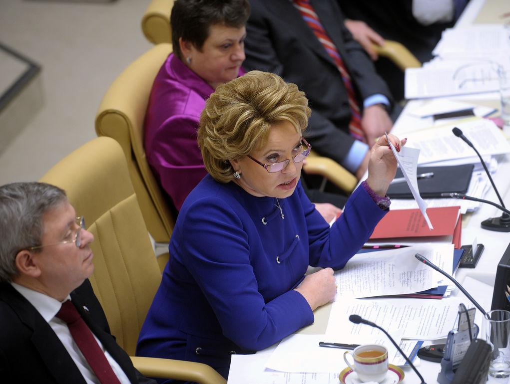 Совет Федерации выяснит у конгрессменов судьбу российских детей в США