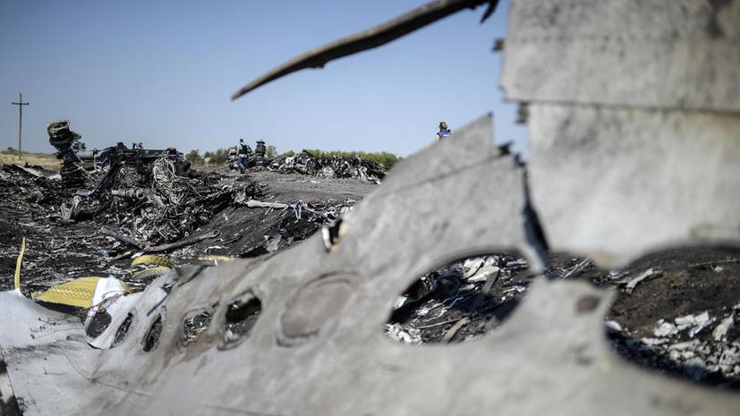 Голландские следователи не исключают обстрела Boeing другим самолётом в небе над Украиной