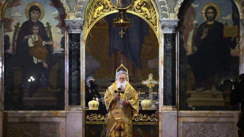 Американка разбила статую в церкви, стремясь «победить дьявола»