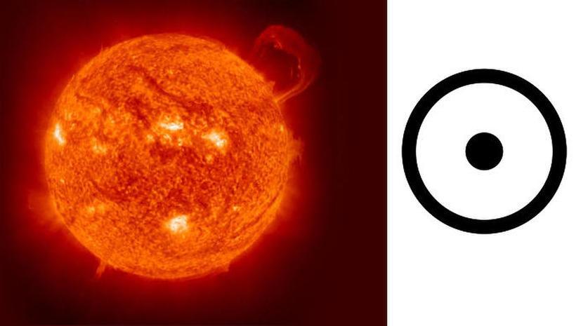 Солнце – это звезда без имени