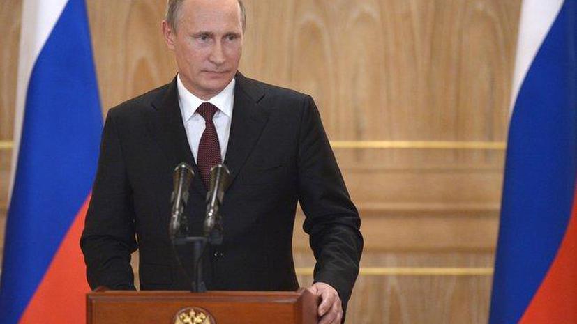 Владимир Путин: Зарплата вузовских преподавателей должна вдвое превышать среднюю по регионам
