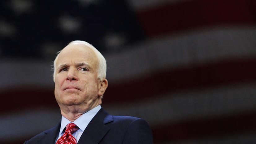 Джон Маккейн: Европейские страны ищут способ уйти от санкций против России