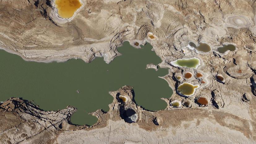 Учёные считают, что Мёртвое море может пересохнуть к 2050 году