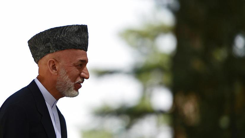 Президент Афганистана не торопится «отпускать» американских солдат  из страны