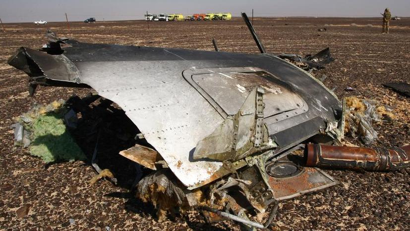 ФСБ РФ: На борту российского А321 в Египте был совершён теракт