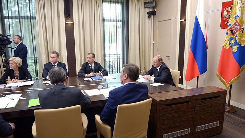 Полный текст заявления Владимира Путина об использовании ВС РФ в Сирии