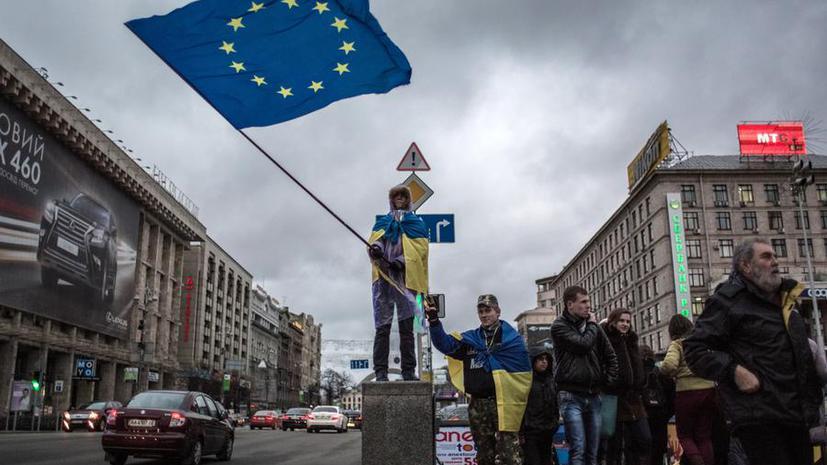 Премьер-министр Украины: Мы не хотим быть полем битвы между Россией и ЕС