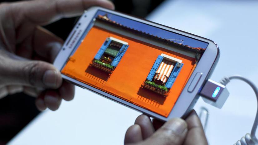 В линейке смартфонов Samsung новый флагман – Galaxy S IV