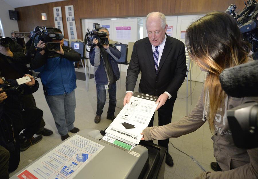 Избирательная система Америки: как фальсифицируют результаты выборов в США