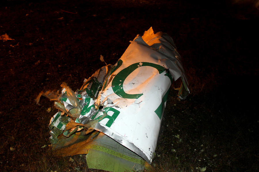 Следственный комитет: Сведений о теракте или захвате самолёта, разбившегося в аэропорту Казани, нет