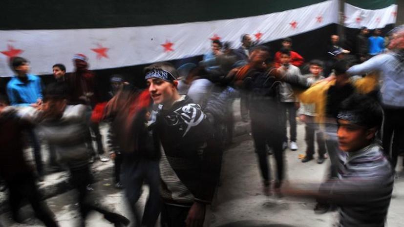 ЦРУ будет бороться с исламистами в рядах сирийской оппозиции
