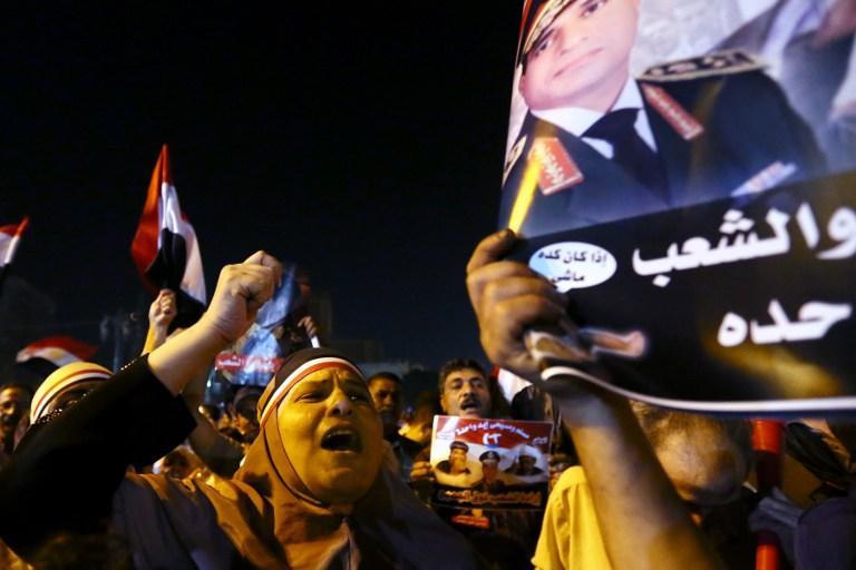 В Египте продолжаются столкновения: погибли пять человек