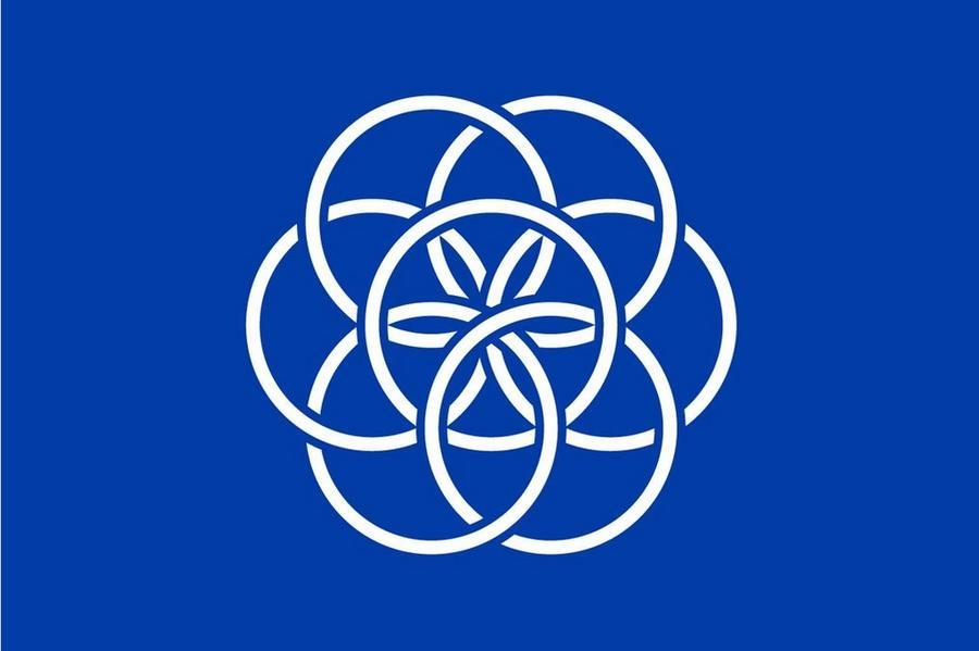 Шведский дизайнер создал модель флага Земли для будущих покорителей других планет