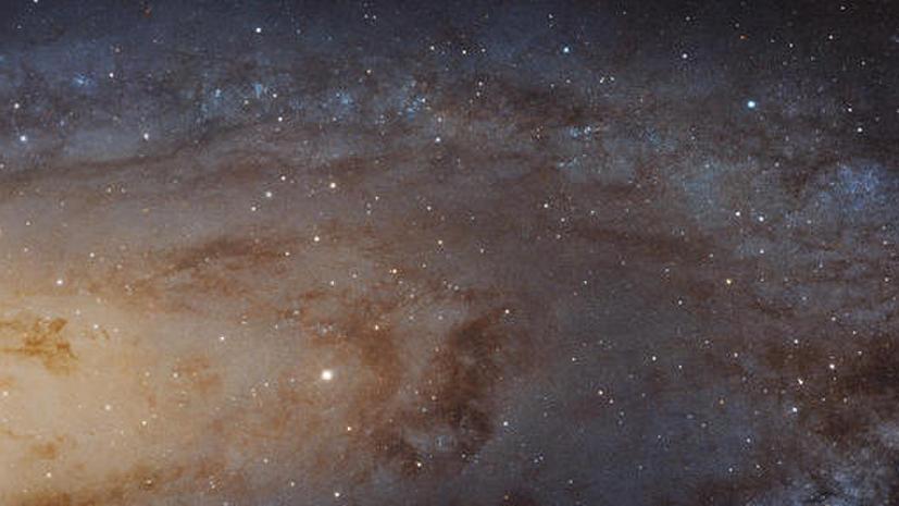 Телескоп Hubble сделал самый детализированный в истории снимок чужой галактики