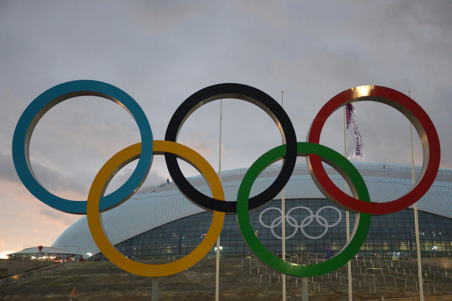 В Сочи началась борьба за олимпийские медали