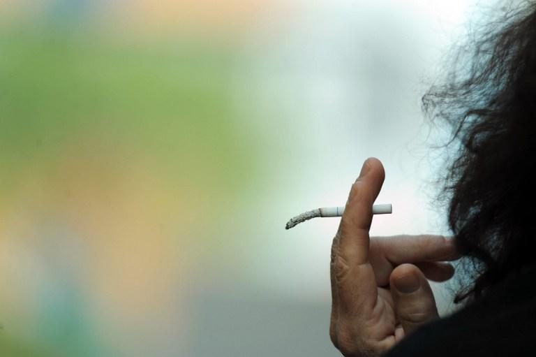 Американка села в тюрьму ради того, чтобы бросить курить