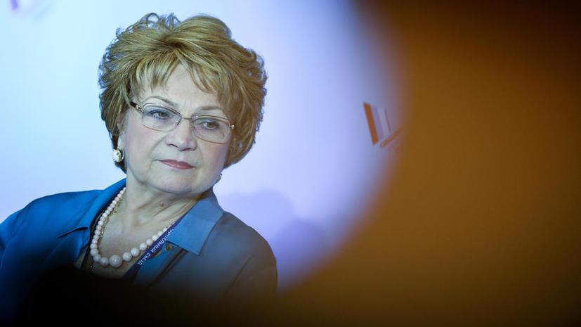 Скончалась вице-спикер Госдумы Людмила Швецова
